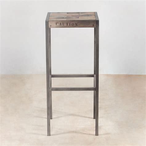tabouret haut en bois best tabouret haut en bois poids volume et dimensions