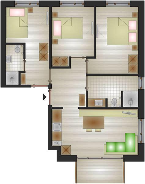Appartamenti Siusi by Appartamento Alpe Di Siusi Apartment Schlern
