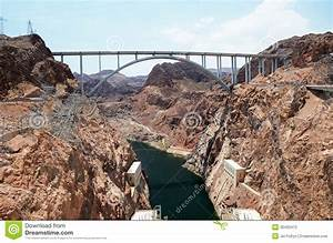Hoover Dam Hydroelectric Power Plant Stock Photos - Image ...