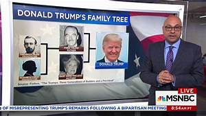 Donald Trump's immigrant history and family tree - F3News