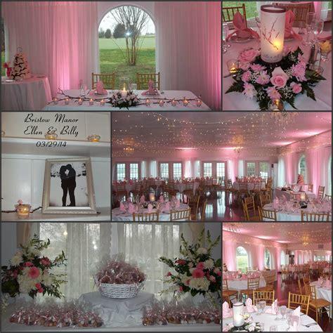 Ellen & Billy's Cherry Blossom Themed Wedding at Bristow