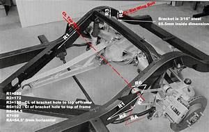 C4 Corvette Rear Suspension Diagram
