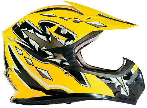 Youth Motocross Atv Dirt Bike Helmet