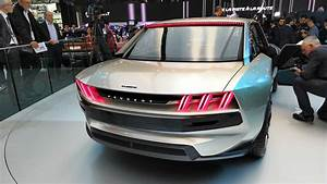 Elegende Peugeot : peugeot e legend this flashy coupe could be the future of ~ Melissatoandfro.com Idées de Décoration
