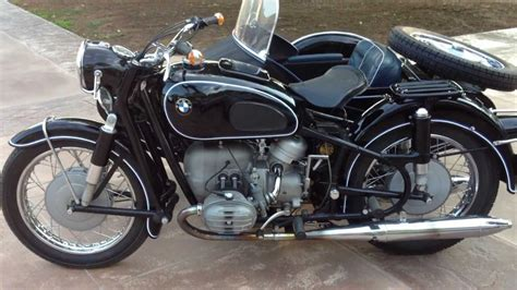 Bmw With Sidecar by 1959 Bmw Motorcycle With Sidecar For Sale