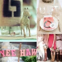 wedding shower themes country and western bridal shower ideas popsugar