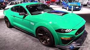2018 Ford Mustang Roush 729 Fastback - Exterior Walkaround - 2017 LA Auto Show - YouTube