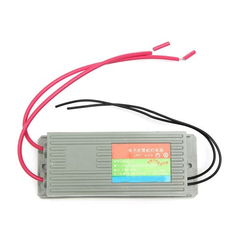 lade a neon a led 10kv 30ma hb c10 neon electronic transformer load neon