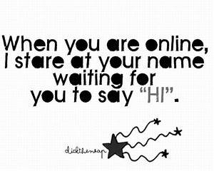 Waiting For You Quotes. QuotesGram