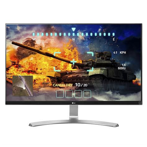 best 4k monitor best 4k monitor for xbox one x and ps4 pro in 2018