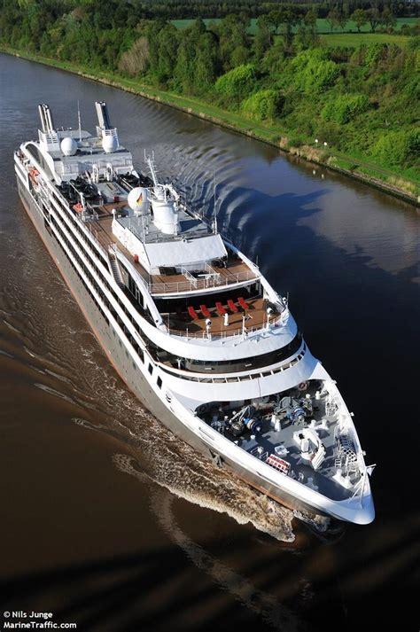 vessel details  le boreal passenger ship imo