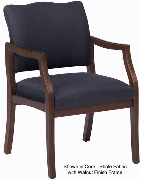 franklin traditional reception seating arm chair