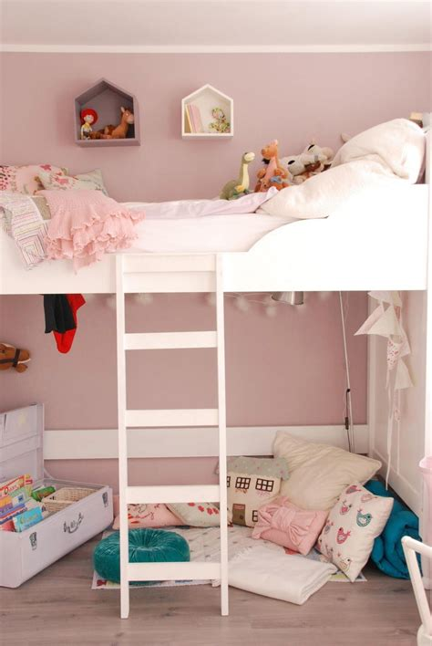Kinderzimmer Mädchen Romantisch by Kinderbett Hochbett Ein Traum F 252 R M 228 Dchen Kinderzimmer