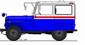 Kaiser Et Am General Jeep Dj5 Dispatcher 1965