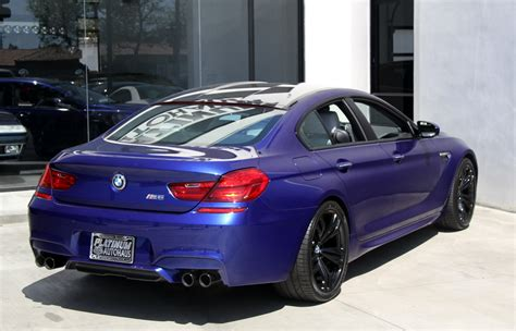 bmw  gran coupe competition pkg stock
