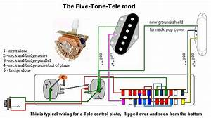 Tele Wiring With A 5