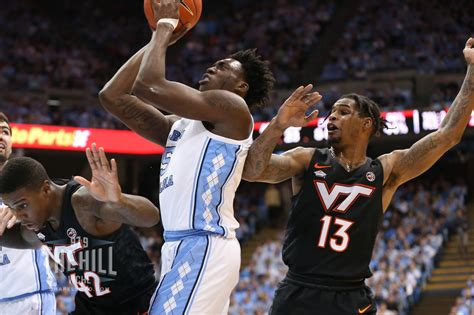 unc rises  latest ap mens basketball top  poll