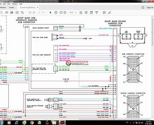 Cummins Qst30 Industrial 3666234-05 Wiring Diagram