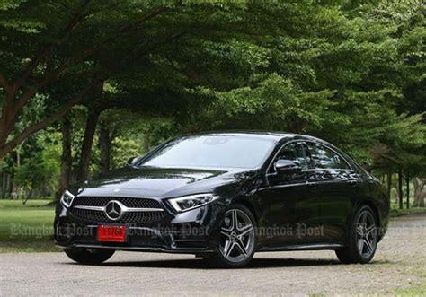 Mercedes-benz Cls300d Amg Premium (2018) Review