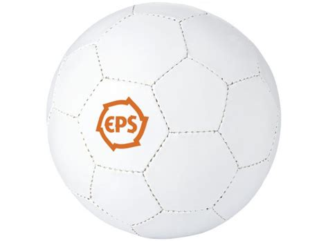 ballon foot personnalise blanc ballon de foot publicitaire