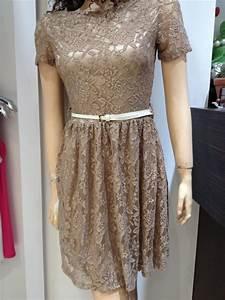 robe dentelle femme neuf macrame confortable 36 38 40 42 With robe macramé