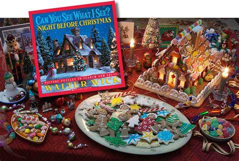 year christmas puzzle celebration walter wick studio