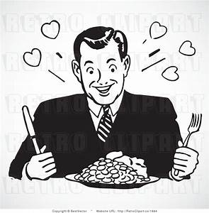 People Dining Clipart - Clipart Suggest