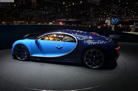 The chiron is the most powerful, fastest and exclusive production super sports car in bugatti's brand history. Bugatti Chiron with 1500 horsepower