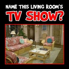 Can You Name This Famous Tv Living Room?  Do You Remember?