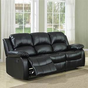 Sectional sofas with recliners for small spaces for Reclining sectional sofa for small space