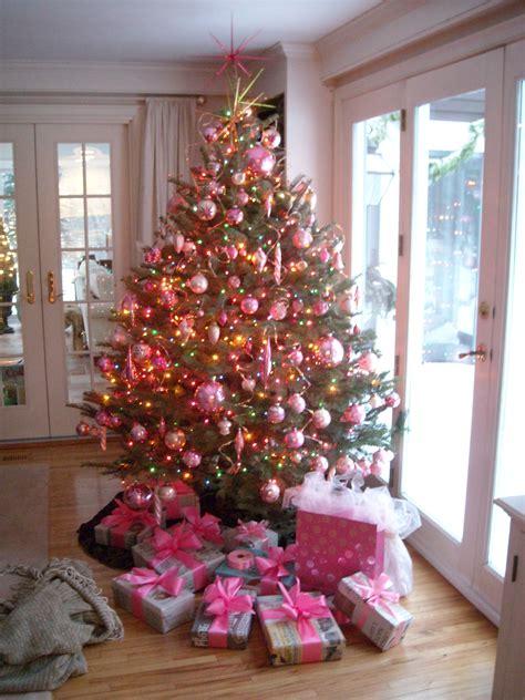 pink ornaments  breakfast serial
