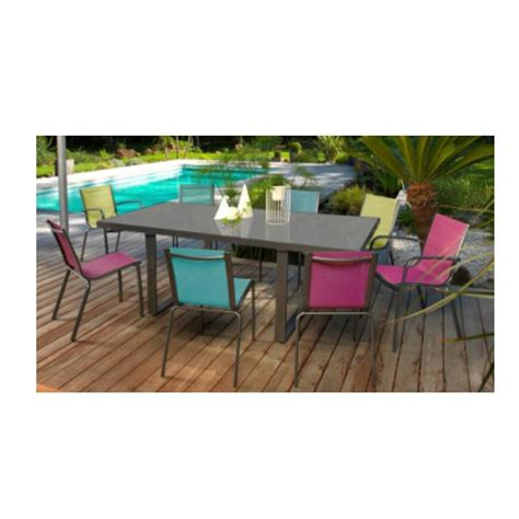 chaise jardin couleur beautiful chaise de jardin couleur contemporary