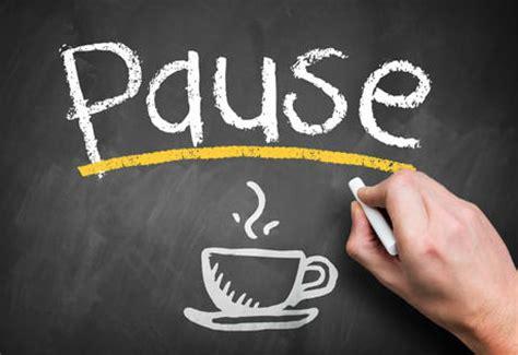 agenda sur bureau profiter pleinement des pauses au boulot