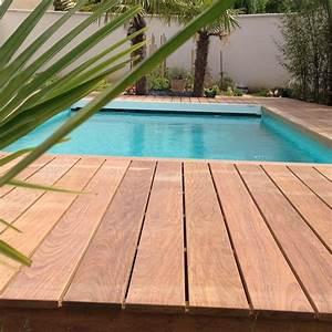 Terrasse En Ipe : pose dune terrasse en bois ipe diverses ~ Premium-room.com Idées de Décoration