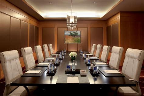 wallpaper ideas for dining room meetings room details the ritz carlton toronto