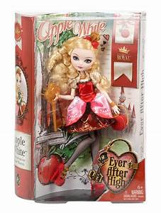 Madeline Hatter and Apple White Ever After High Doll ...