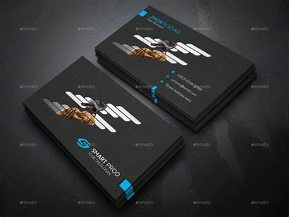 Business Card Template Professional Personal Cards Templates