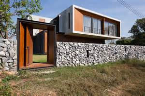 simple modern wooden house design ideas photo contemporary w house designed by idin architects