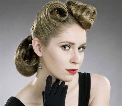 Popular Hairstyles In The 1950s by Hairstyles That Defined The Best Of The 1950s