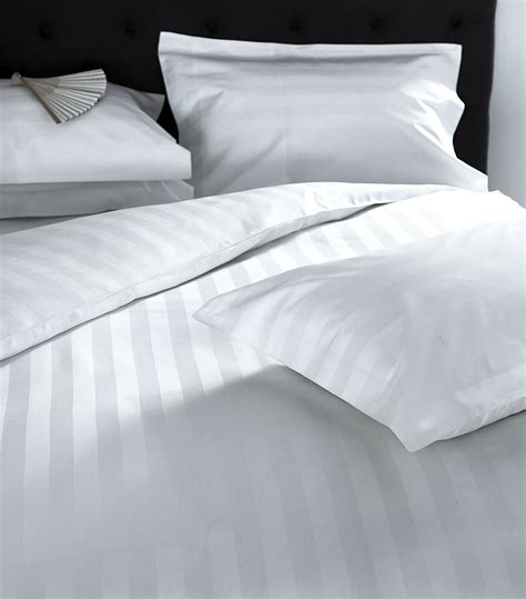 Percale And Pure White Sheets And Duvet Covers Bedlinen