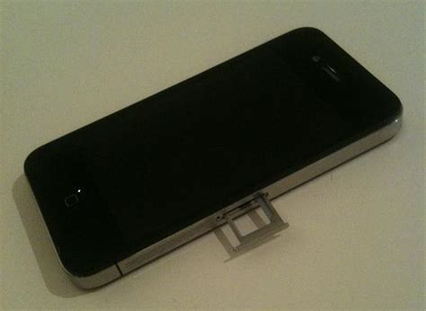 how to open sim card slot on iphone 5s iphone embedded sim card plan scrapped technology blogged