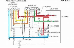 Rheem Heat Pump Thermostat Wire Diagram
