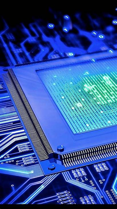 Cpu Motherboard Wallpapers Circuits Mobile Processor Backgrounds