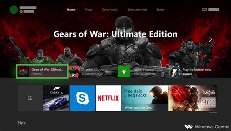 xbox one dashboard is getting a fluent design overhaul here s what s new windows central