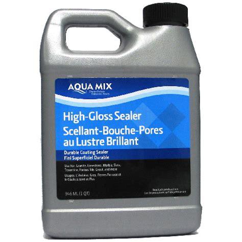 high gloss grout sealer sealer high gloss sealer rona