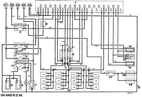jaguar xjs wiring diagram remarkable 1988 jaguar xjs wiring diagram contemporary