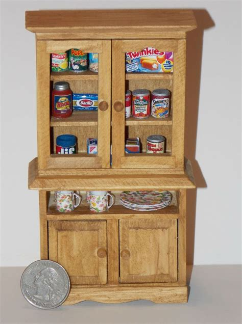 17 Best Images About Dollhouse Kitchen On Pinterest