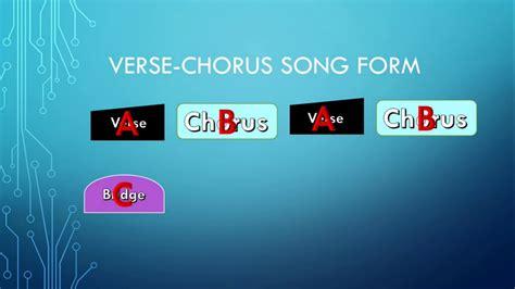 verse chorus abab song form
