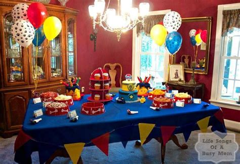 birthday party ideas for popsugar paw patrol boy party theme ideas paw