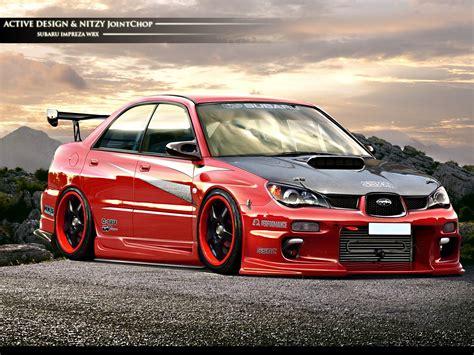 beautiful car subaru impreza wrx sti wallpapers  images
